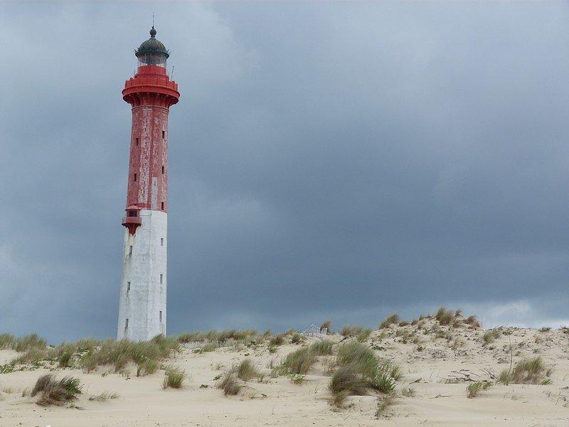 Découverte des sables au phare de la Coubre