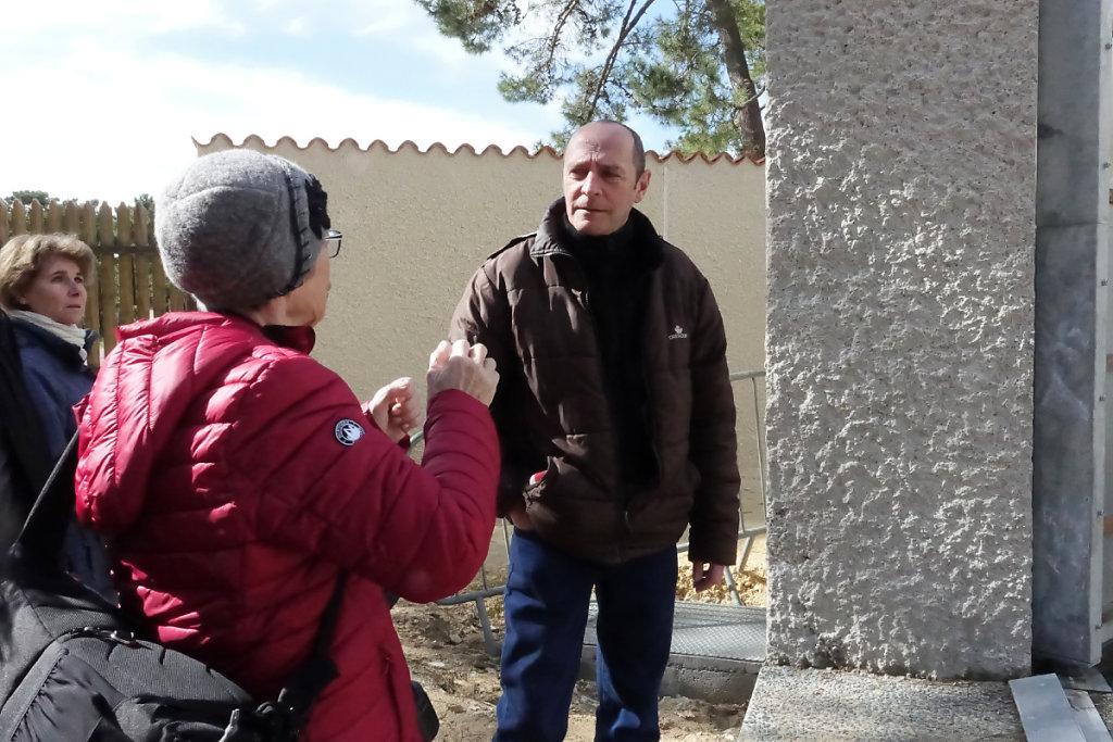 Gilles, notre guide