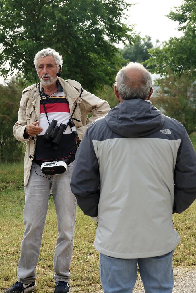 Notre guide du jour, Bruno Toison
