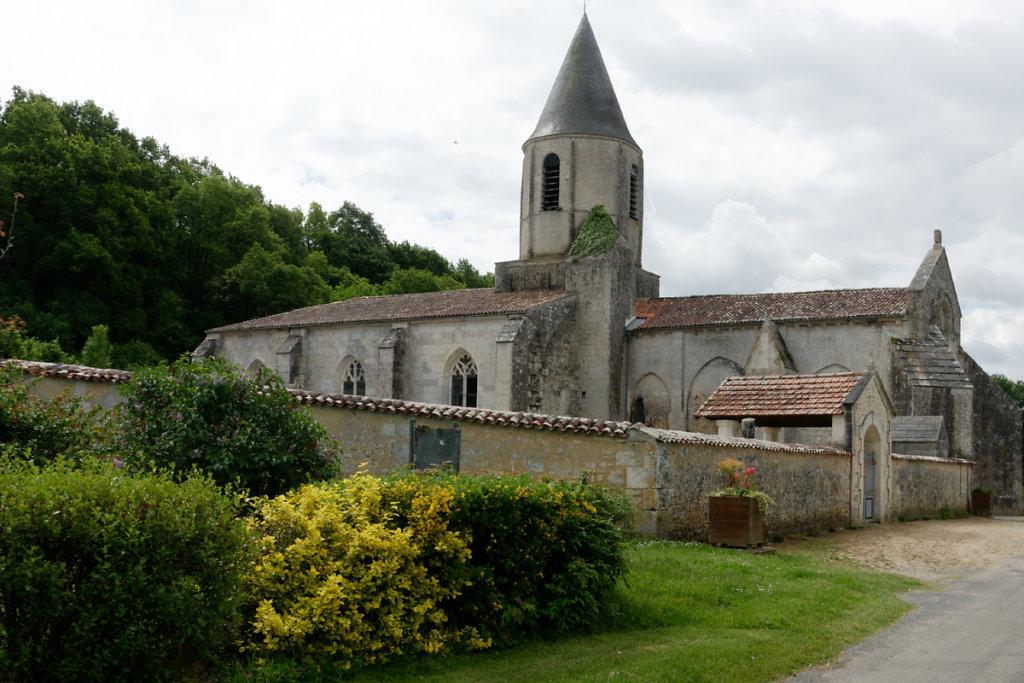L'église de la Gripperie