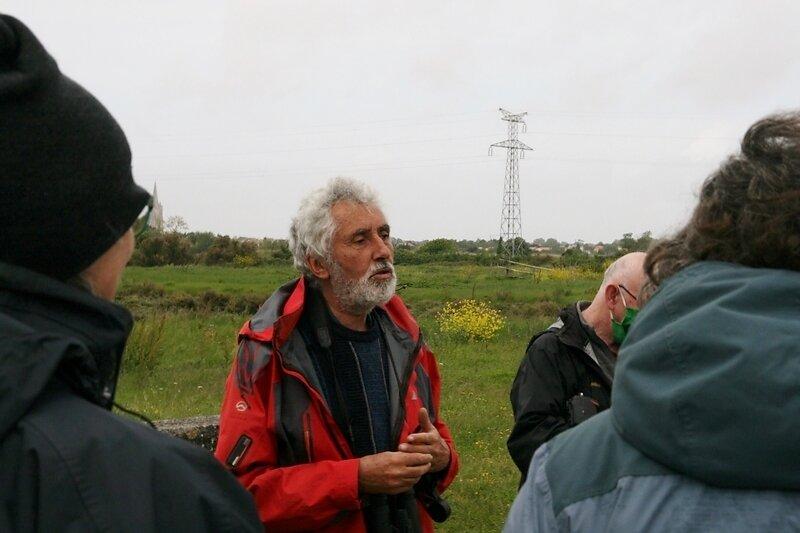 Bruno Toison notre guide
